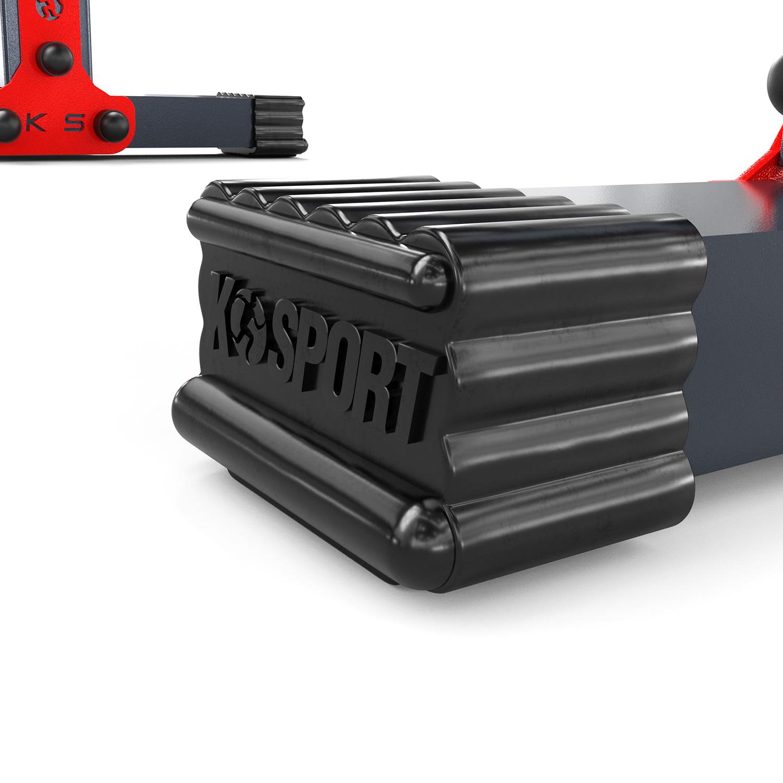 foldable bench press dip