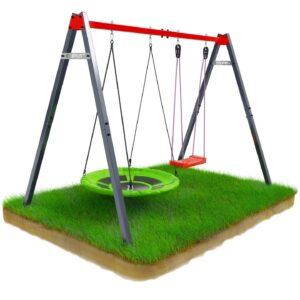 garden swing nest